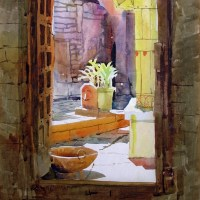 Milind Mulick's Watercolours