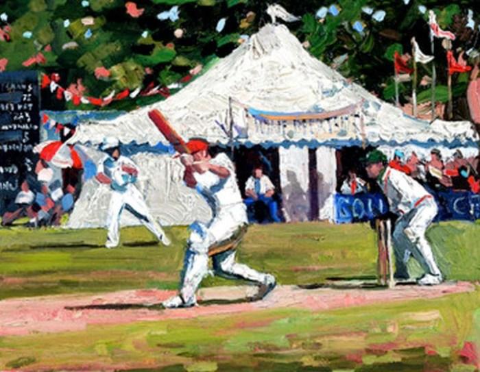 Sherree Valentine Daines British Impressionism ART BLOG
