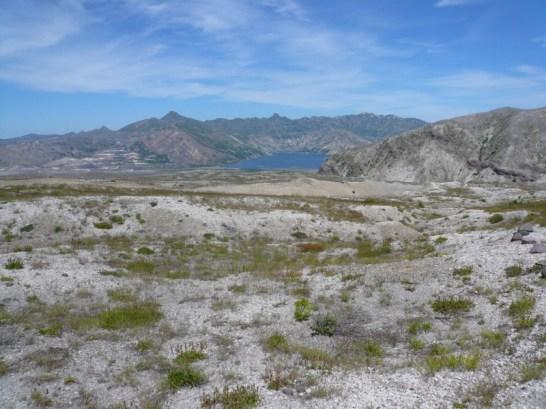Spirit Lake.