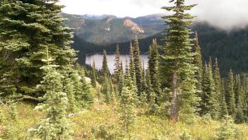 Dewey Lake.