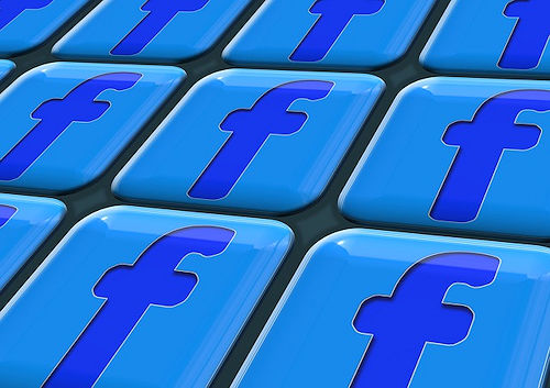 The presence of Facebook