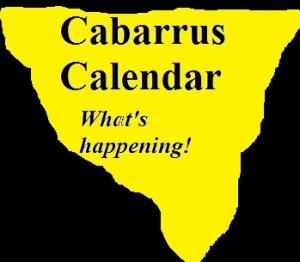 cabarrus calendar logo