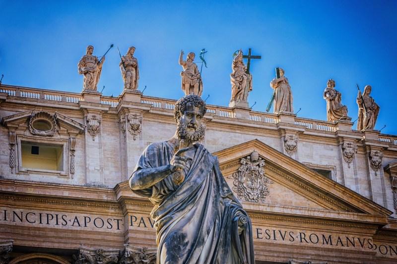 Apostle Bible Rome  - Tama66 / Pixabay