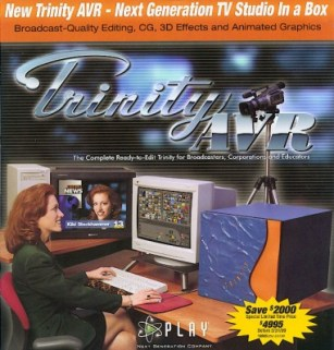 Play Incorporated Trinity Brochure