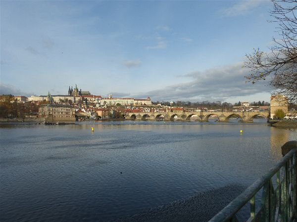 Visiting Prague - Walking the city