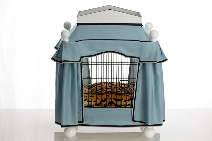 Pooch Penthouse by Micheal Tavano for Marks & Tavano Workroom