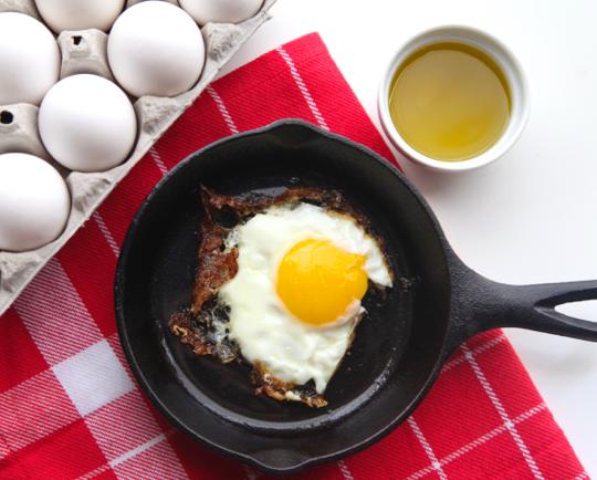 Spanish Egg