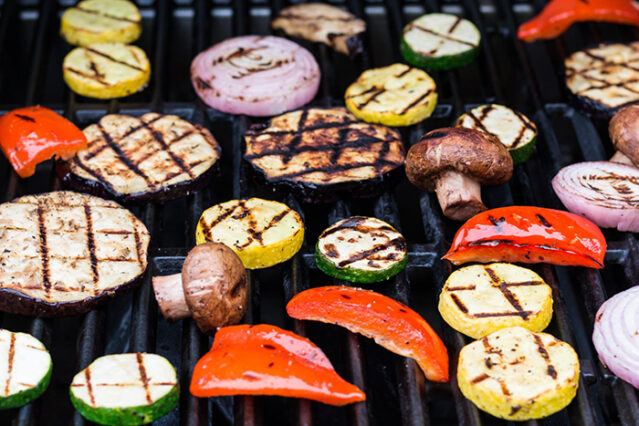 greek grilled veggies recipe