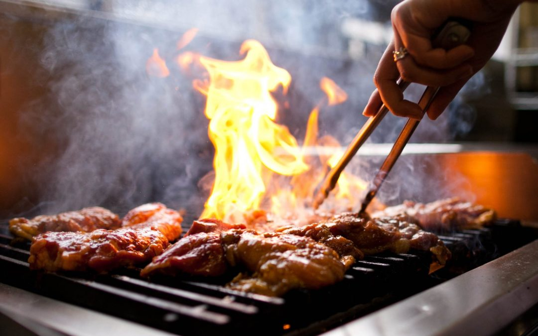 The Benefits of Barbeque Gas Grills