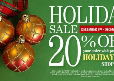 Holiday Sale Promotions