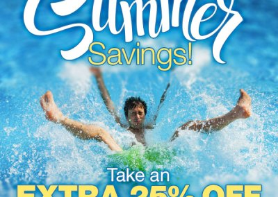 Refreshing Summer Savings