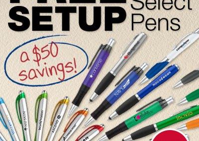 Pens Promotion