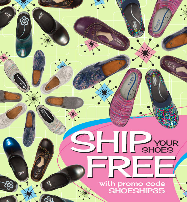 Retro Shoe Free Shipping