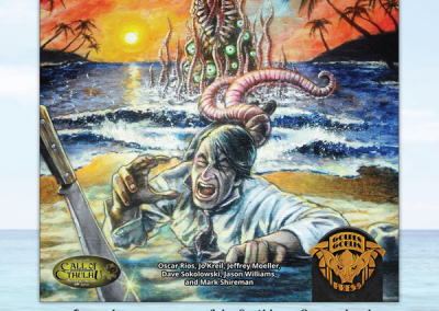 """Tales of the Caribbean"" Print Ad"