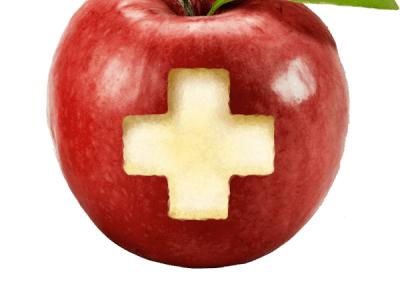 "School Nurse ""Apple"" Design"