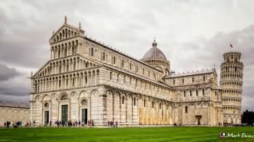 The Duomo, Piazza dei Miracoli, Pisa, Tuscany, Italy