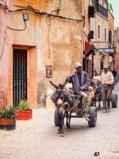 Souks, Marrakech, Morocco, North Africa