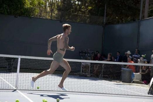 Becks running