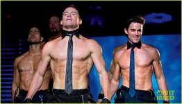 The Aaron Shock scene from Magic Mike