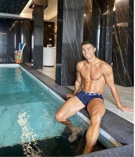 Cristiano Ronaldo's Insta-Lovefest