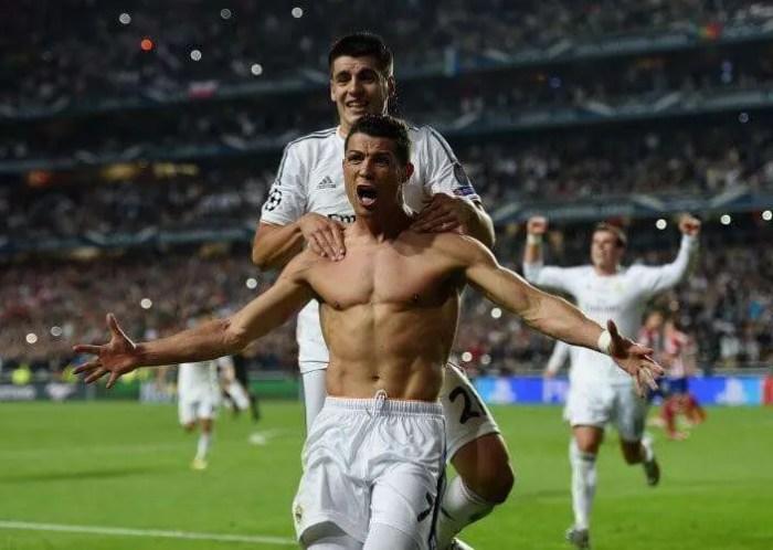 Cristiano 'Sporno' Ronaldo – Mark Simpson Interviewed By Newsweek