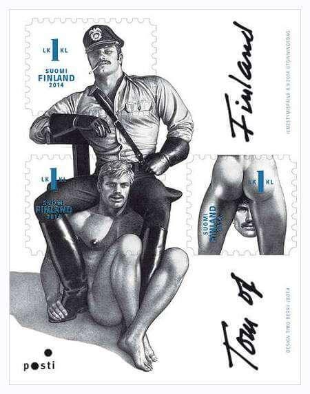 Tom stamp