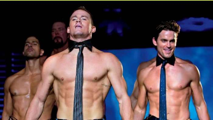 Does Magic Mike Have Anything To Stick Himself With?