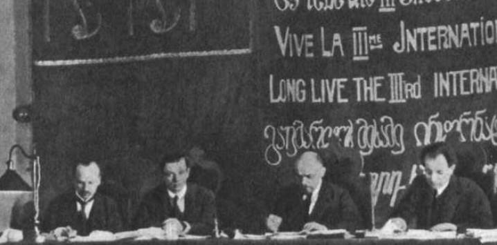 2 Mart 1919: Üçüncü Enternasyonal kuruldu