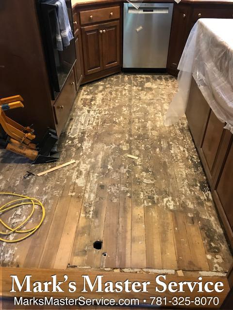 red oak wood flooring in lexington ma