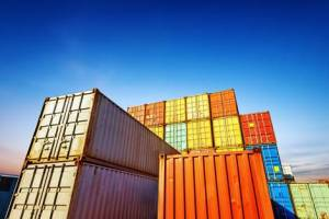 Container Shipping Mark's Moving