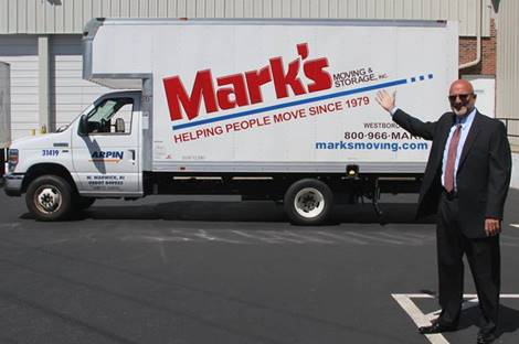 Mark's Moving & Storage, Inc. Westborough, MA