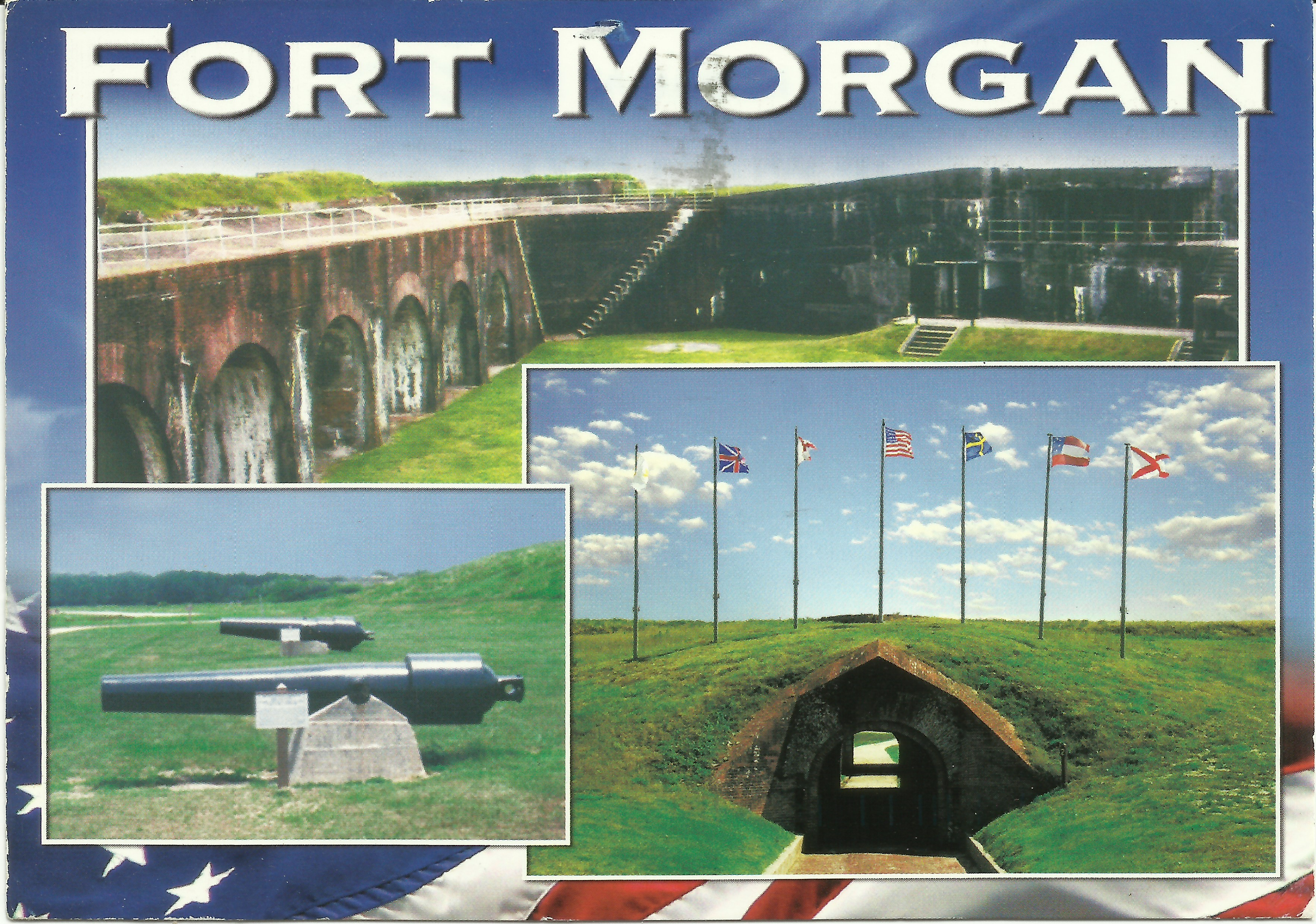 Fort Morgan, Mobile Bay