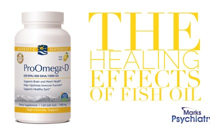 Fish Oil is a super brain food. Watch this video and see how a boy with brain damage recovered