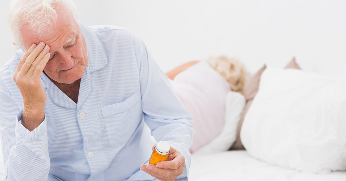 How Some Medications And Alcohol Hurt Your Sleep