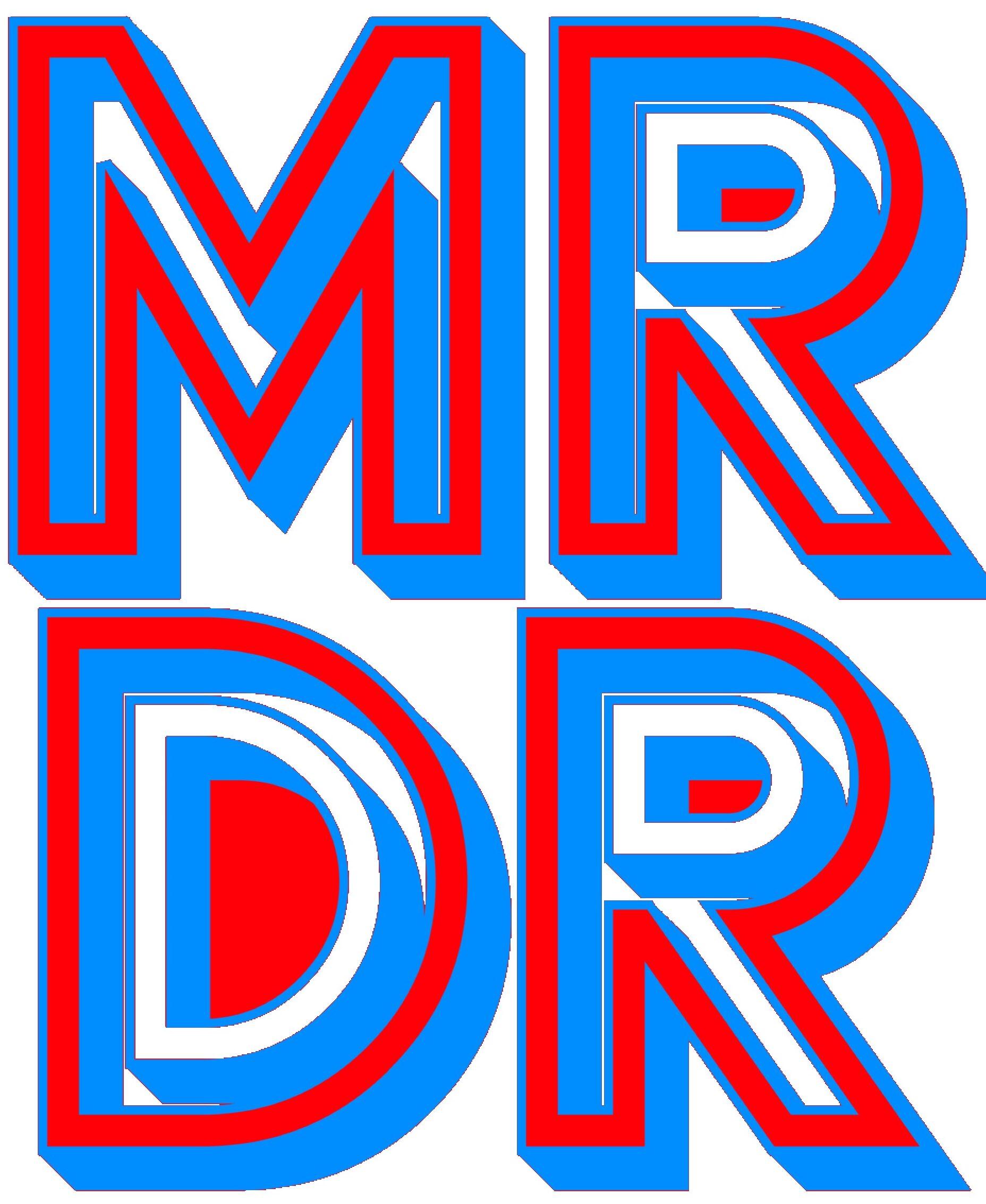 The MRDR Shop