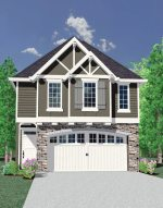 M-1677AMD 1 House Plan