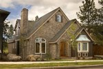 M-2532GL Old World European Style House Plan Exterior