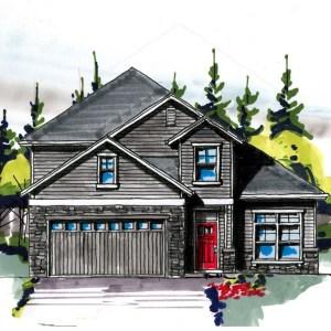 M-2561-GFH 1 House Plan