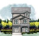 M-2776 WL 1 House Plan