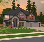 M-4265 EP 1 House Plan