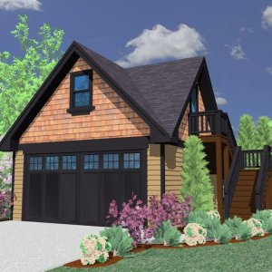 House Plan Front