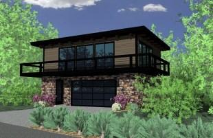 Pearl Loft House Plan