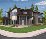 The Natural Northwest Modern House Plan