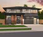 Moby House Plan MM-2557-B RENDERING