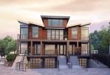 Killingsworth 3 Modern Townhouse