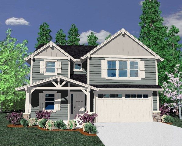 Spectra Craftsman House Plans