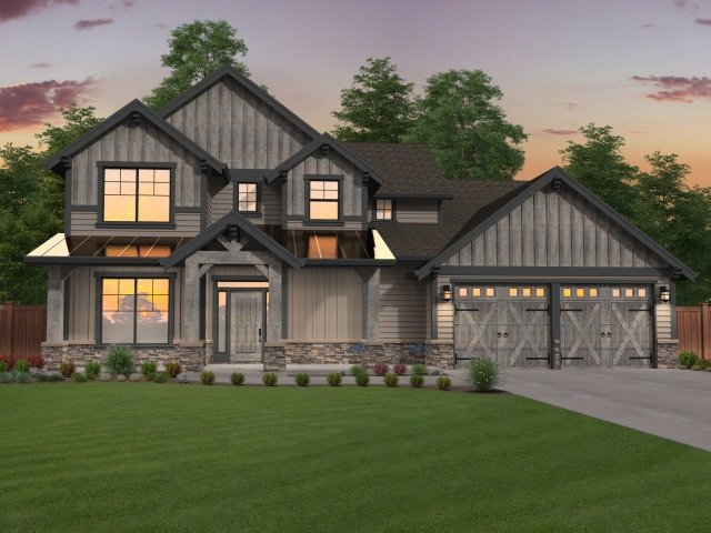 Sister 73 Craftsman House Plans