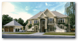 Millman French Country House Plan