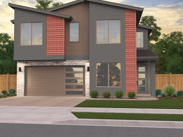Northwest Modern House Plans Small Modern Home Designs W Photos
