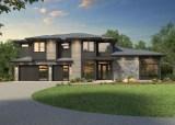 Ambrosia Northwest Modern House Plan